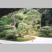 The temple Manshu-in in Kyoto