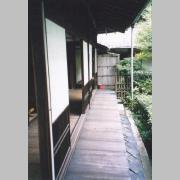 The subtemple Daishin-in in Myoshin-ji in Kyoto