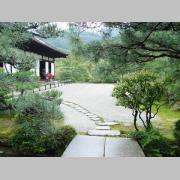 The temple Nanzen-ji in Kyoto