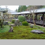 The subtemple Hojo-in in Nanzen-ji in Kyoto